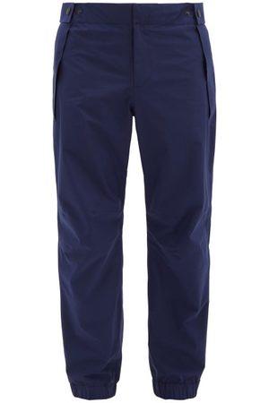Moncler Elasticated-waist Gore-tex Ski Trousers
