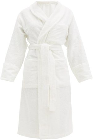 Tekla Cotton-terry Bathrobe