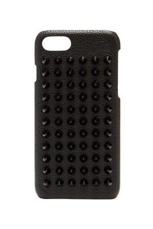 Christian Louboutin Loubiphone Spike Leather Iphone® 7/8 Case