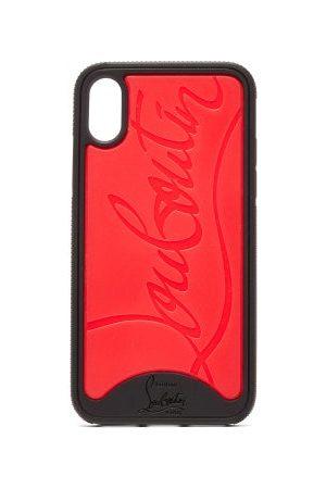 Christian Louboutin Loubiphone Rubber Iphone® X/xs Case