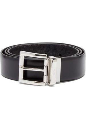 Prada Reversible Leather Belt