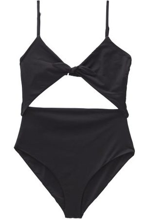 Mara Hoffman Kia Knotted Swimsuit