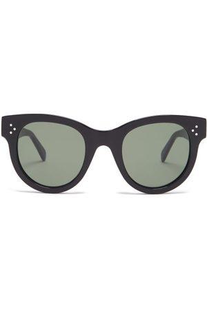 Céline Baby Audrey Cat-eye Acetate Sunglasses