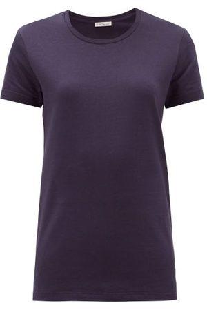 Moncler Logo-appliqué Cotton-jersey T-shirt