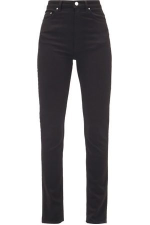 Totême New Standard High-rise Slim-leg Jeans