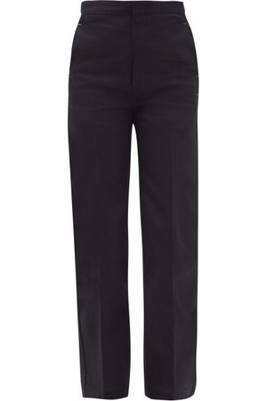 Jil Sander High-rise Tailored Jeans