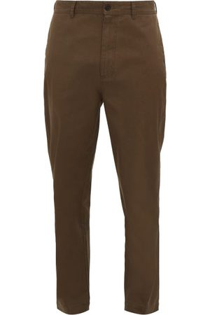Raey Tapered Cotton Chino Trousers