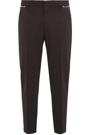Prada Zipped Technical-gabardine Trousers