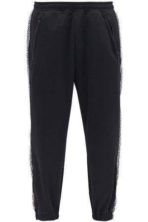 7 Moncler Frgmt Hiroshi Fujiwara Isometric-embroidered Jersey Track Pants