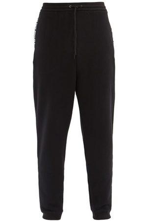 7 Moncler Frgmt Hiroshi Fujiwara Logo-tape Cotton-jersey Track Pants
