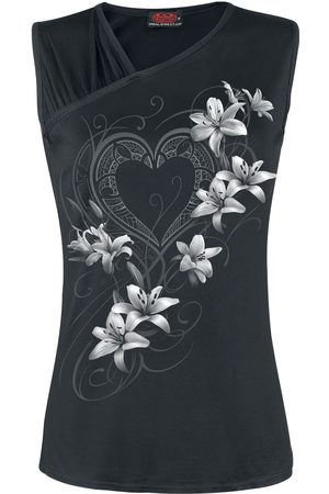 Spiral Pure Of Heart Top