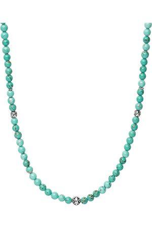 Nialaya Halskette mit Türkisperlen