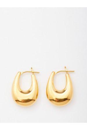 Sophie Buhai Etruscan Small 18kt -vermeil Hoop Earrings