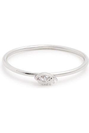 DELFINA DELETTREZ Diamond & White- Ring