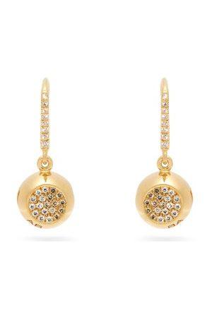 Aurélie Bidermann 18kt & Diamond Earrings