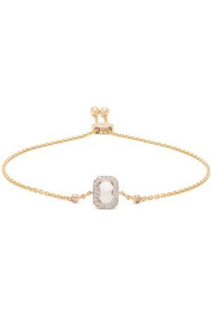 Anissa Kermiche Damen Armbänder - April Diamond, Quartz & Bracelet