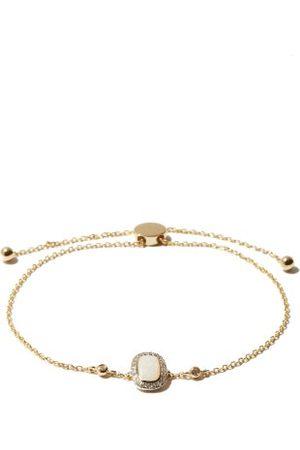 Anissa Kermiche October Opal, Diamond & 14kt Bracelet
