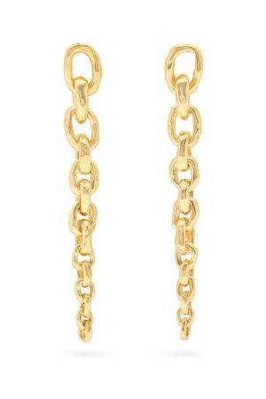 PATCHARAVIPA Edges 18kt Chain Earrings