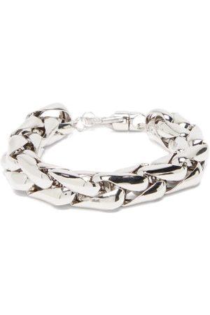 Lauren Rubinski Wheat-chain 14kt White- Bracelet