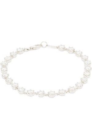 Jade Trau Penelope Diamond & 18kt White Bracelet