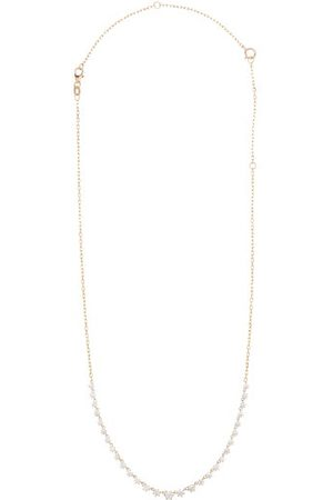 Jade Trau Penelope Large Diamond & 18kt Necklace