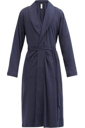 Hanro Night & Day Cotton-jersey Robe