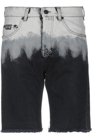 VERSACE JEANS COUTURE DENIM - Jeansbermudashorts