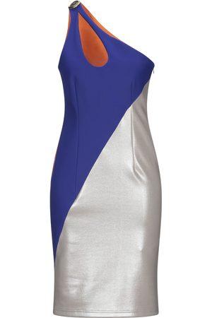 FAUSTO PUGLISI Damen Asymmetrische Kleider - KLEIDER - Knielange Kleider