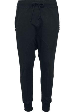 Urban classics Damen Cargohosen - Ladies Light Fleece Sarouel Pant Cargohose