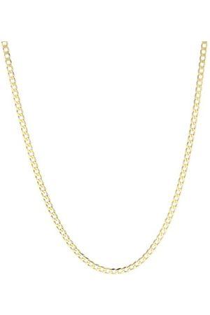 Luigi Merano Damen Halsketten - Kette glanz, 375, , 45 cm