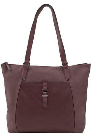 TOM TAILOR Bags Lone Shopper, bordeaux / wine