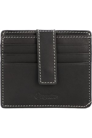 Esquire Oslo Kreditkartenetui RFID Leder 10 cm