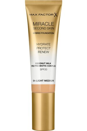Max Factor Foundation 'Miracle Second Skin
