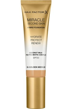 """Max Factor Foundation """"Miracle Second Skin"""""""