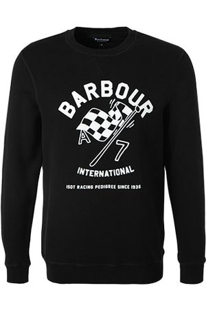 Barbour Sweatshirt black MOL0262BK31