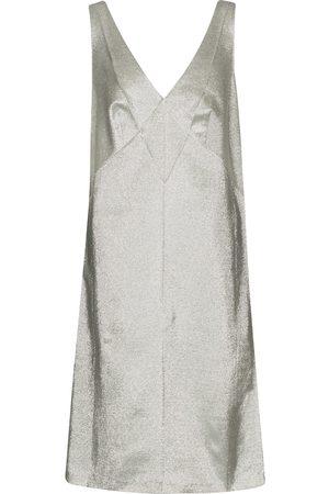 The Marc Jacobs Minikleid aus Lamé