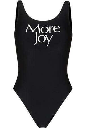 More Joy Damen Badeanzüge - Badeanzug mit Print