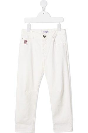 Brunello Cucinelli Jeans mit geradem Bein