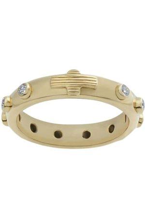 Dolce & Gabbana 18kt Weißgoldring mit Diamanten