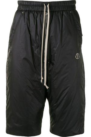Moncler + Rick Owens Gefütterte 'Bela' Shorts