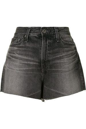 AG Jeans Hoch sitzende Shorts
