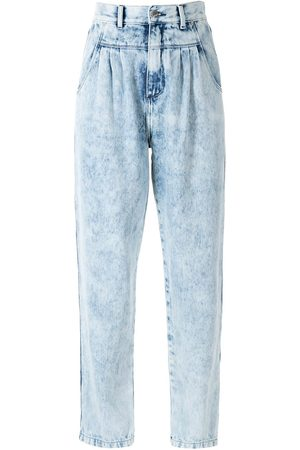Amapô Damen Straight - Silvana' Jeans