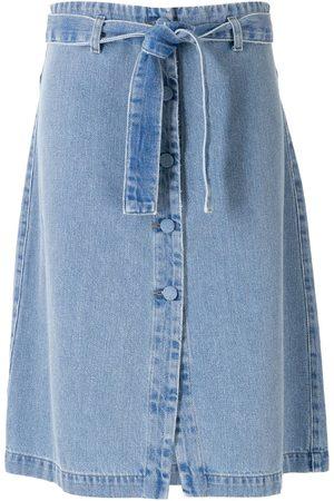 AMAPÔ Damen Shorts - Cora Botonê' Shorts