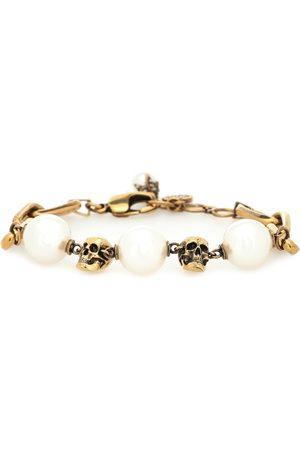 Alexander McQueen Armband mit Zierperlen