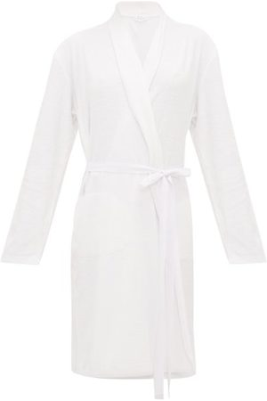 Skin Terry-towelling Cotton Robe