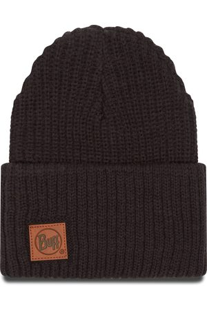 Buff Knitted Hat 117845.901.10.00 Rutger Graphite