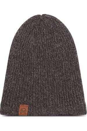 Buff Knitted & Fleece Hat 116032.937.10.00 Lyne Grey