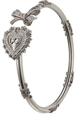Dolce & Gabbana 18kt Weißgoldarmband mit Diamanten