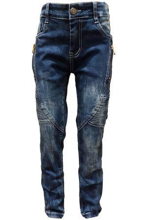 familytrends Slim-fit-Jeans im angesagten Biker-Design