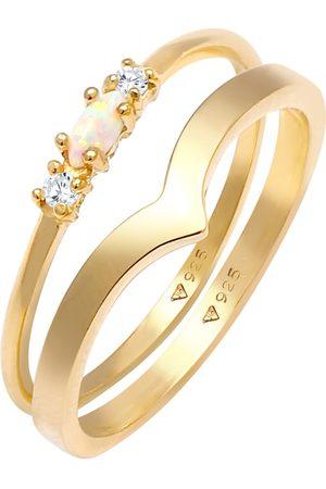 Elli Ring Opal